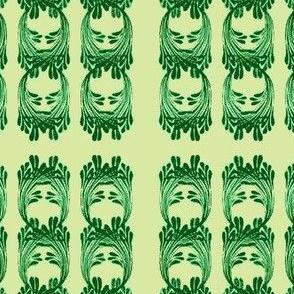 Art Nouveau8-green