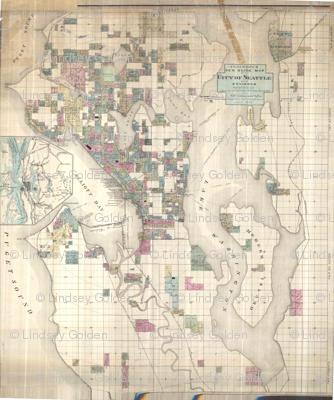 Seattle 1890