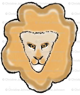 Hide and Seek / Lion