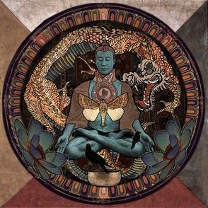 Dragon Buddha