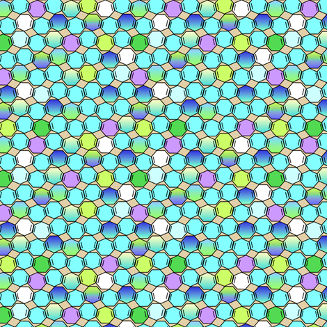 shiver fabric by glimmericks on Spoonflower - custom fabric