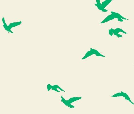 Birds_fat_quarter_emerald_green_reversed_shop_preview