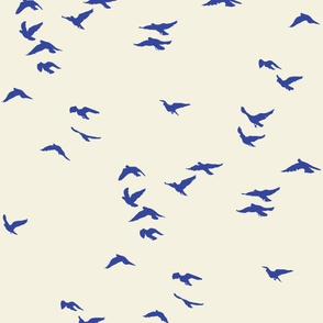 Twilight Flock Reversed