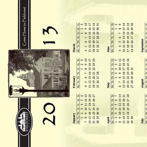 2013 Fieldcrest Estate Tea Towel