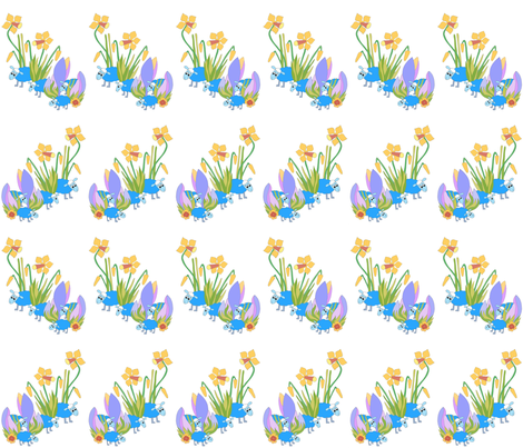 Little Prince had a strange dream 3 fabric by tiina_laas on Spoonflower - custom fabric