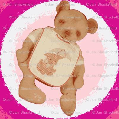 Teddy Bear. Betty Grace