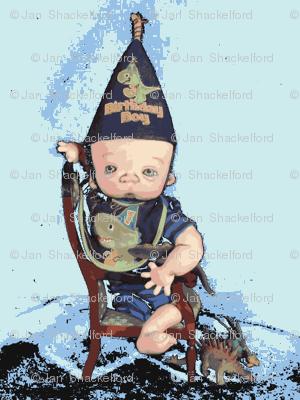 Birthday Boy by Jan Shackelford
