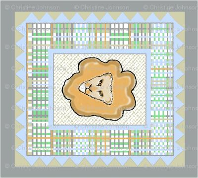 Lion Quilt