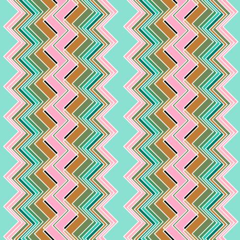 Chevron Braid fabric by joanmclemore on Spoonflower - custom fabric