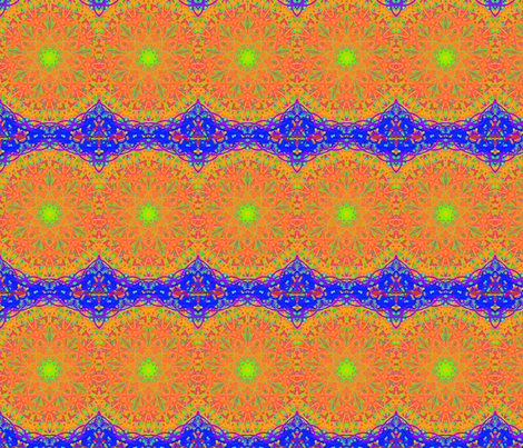 oranges fabric by jellybeanquilter on Spoonflower - custom fabric