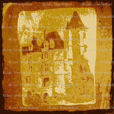 Castle Antique look