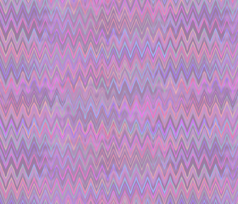zigzag in raspberry ice fabric by weavingmajor on Spoonflower - custom fabric