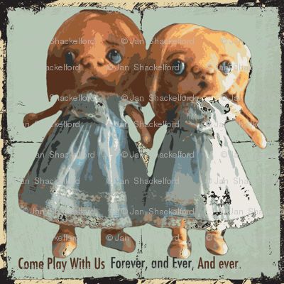 The Shining Twins #4