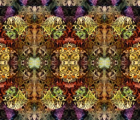 iris_design_2 fabric by artisancloth on Spoonflower - custom fabric