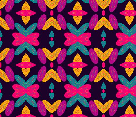marzlene_beauty_2598 fabric by marzlene'z_eye_candy on Spoonflower - custom fabric
