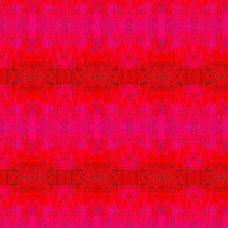 red lace on pink background 3 fabric by dk_designs on Spoonflower - custom fabric
