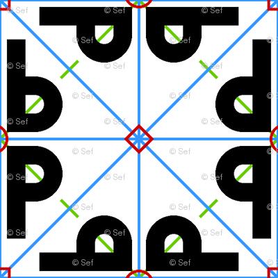 symmetry group p4mm