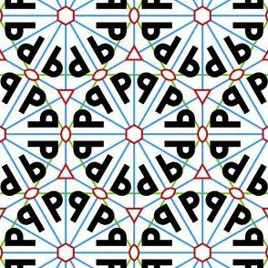 symmetry group p6mm