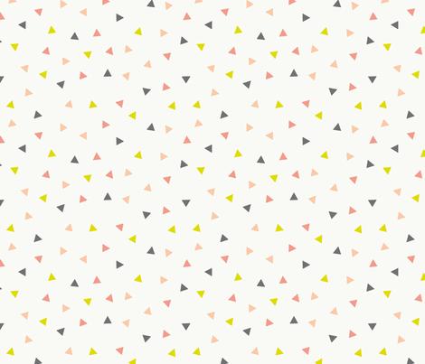 spring shower fabric by elinvanegmond on Spoonflower - custom fabric