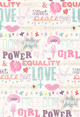 Be a girl !