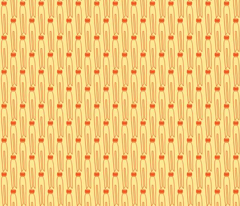 Dolly peg fabric by littlebeardog on Spoonflower - custom fabric