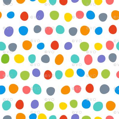 Fierce polka dots