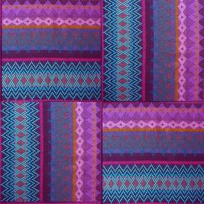 Latin weave