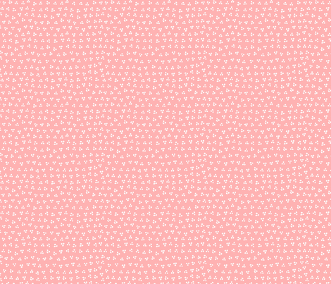 Connie Lynn—Pink Dots fabric by jewelraider on Spoonflower - custom fabric