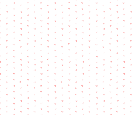 Connie Lynn—Pink Loose Dots reversed fabric by jewelraider on Spoonflower - custom fabric