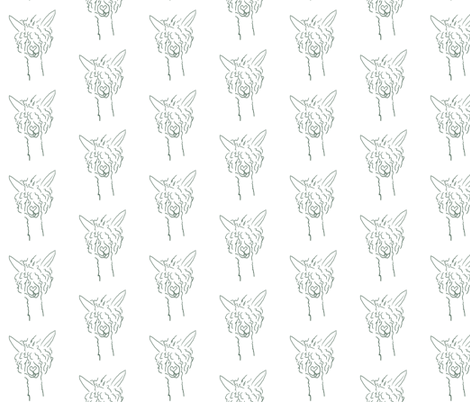 Alpacaluv fabric by luvinewe on Spoonflower - custom fabric
