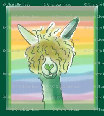 Not a llama panel