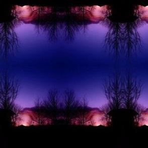 Purple Fanta Sunset