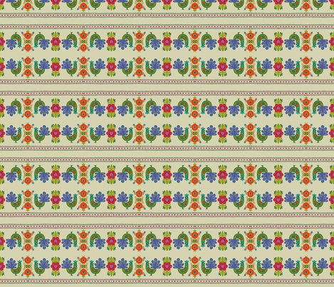 border fabric by myracle on Spoonflower - custom fabric