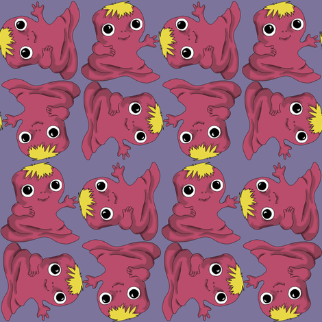 jiggle fabric by woodledoo on Spoonflower - custom fabric