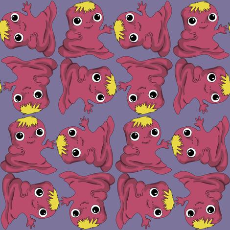 jiggle fabric by woodledoo on Spoonflower - custom fabric