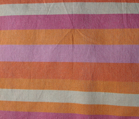 Pink and orange stripes