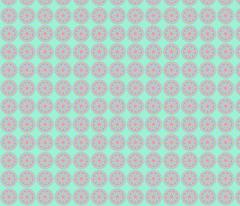 Pastel_Easter_Egg_Coordinate fabric by mammajamma on Spoonflower - custom fabric