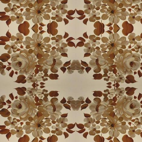Gold Tole fabric by 23burtonavenue on Spoonflower - custom fabric