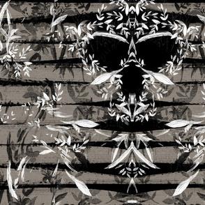 Skull Shadows by Carin Sauerwein