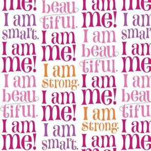 Strong Smart Beautiful ME type