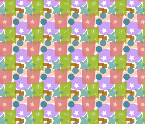 Retro Fun fabric by dianne_annelli on Spoonflower - custom fabric