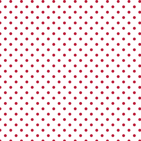 polka dot in samba fabric by chantae on Spoonflower - custom fabric