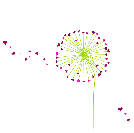 Wishes Come True - © PinkSodaPop 4ComputerHeaven.com fabric by pinksodapop on Spoonflower - custom fabric