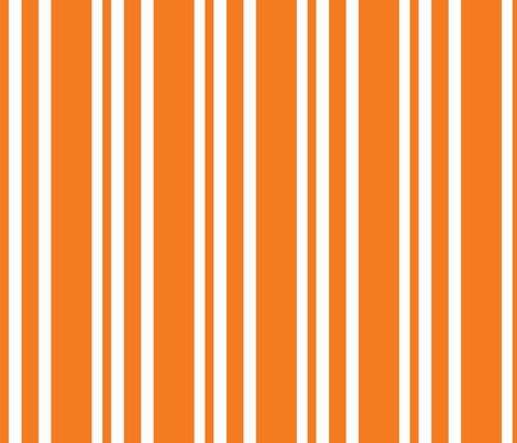 dapper orange fabric by daughertysdesigns on Spoonflower - custom fabric