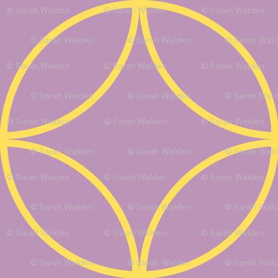 Encircled ~ Lemon and Lavender