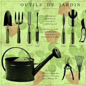 Outils de jardin: Green