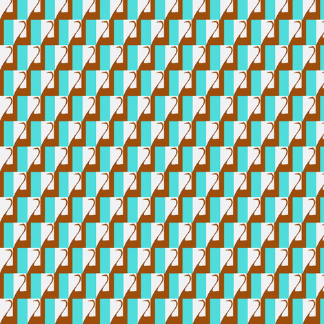 Rothbart's Checkerboard fabric by boris_thumbkin on Spoonflower - custom fabric