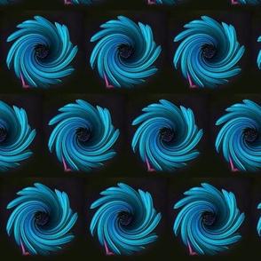 Osteo Spiral in Blue