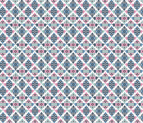 a_z_tec fabric by jaquelina on Spoonflower - custom fabric