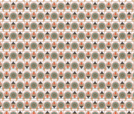 egipt fabric by jaquelina on Spoonflower - custom fabric